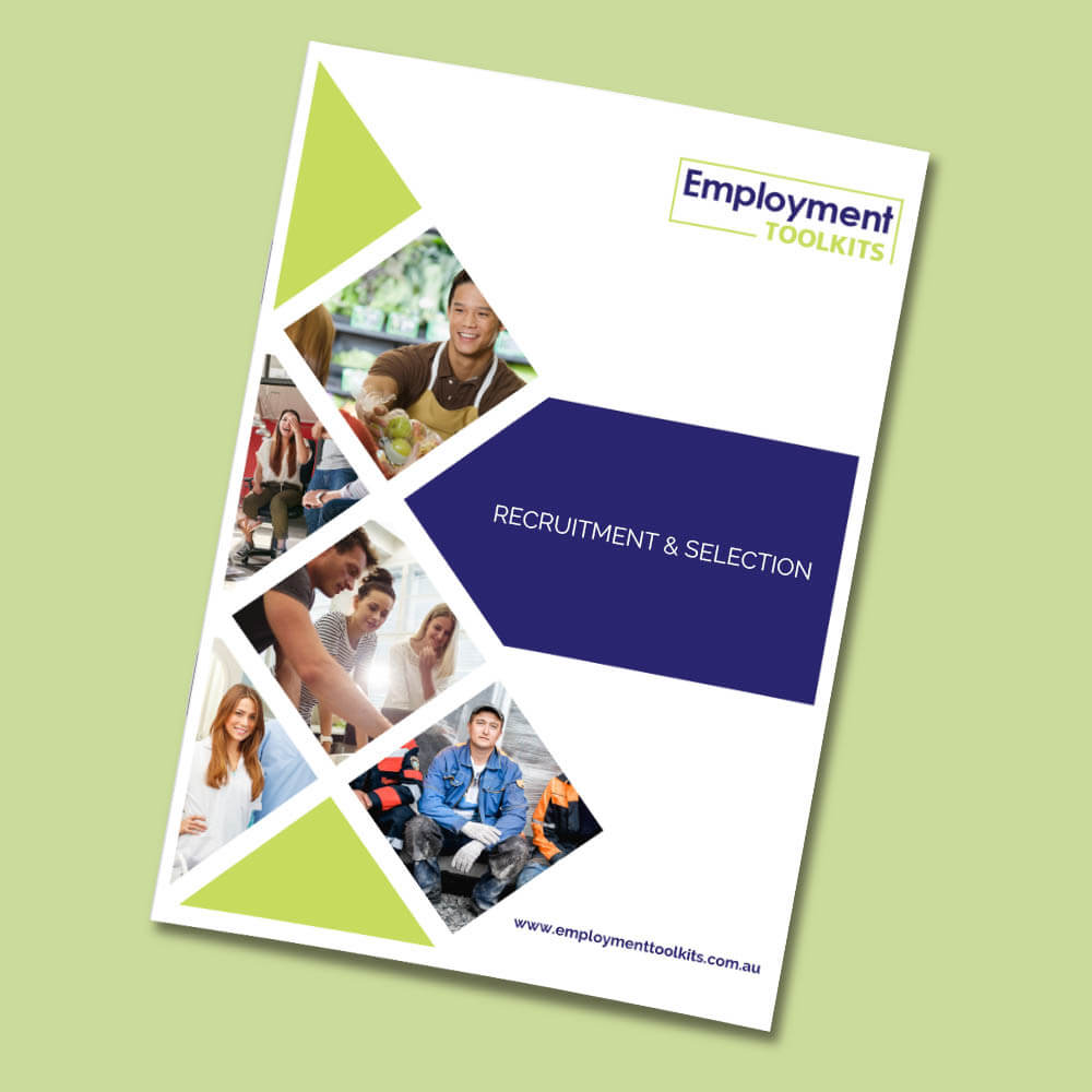 recruitment and selection employment toolkit