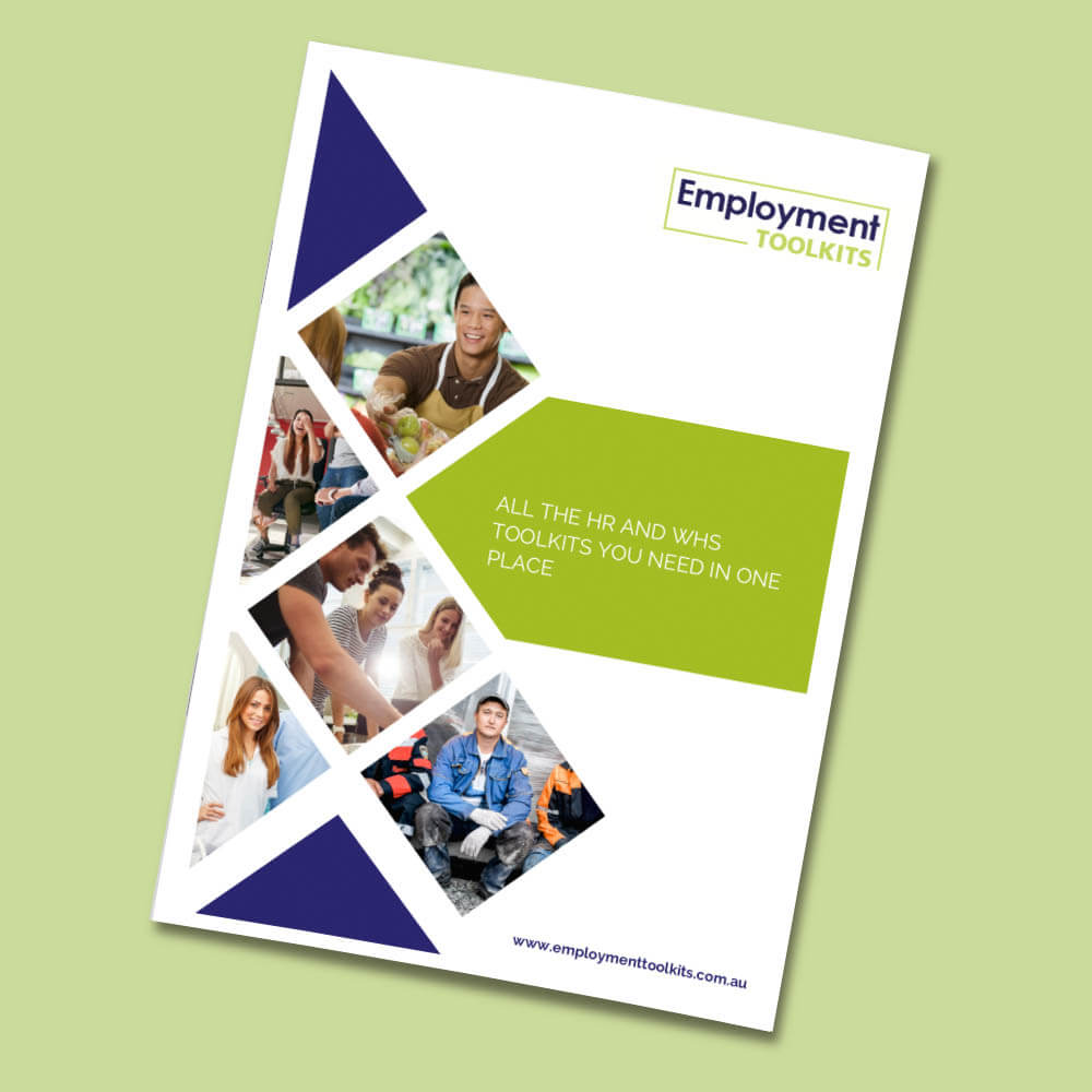 All the hr and whs employment toolkit