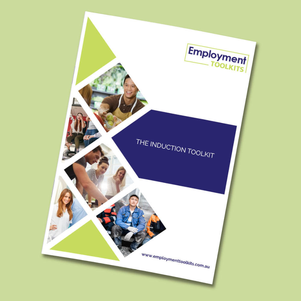 the induction employment toolkit