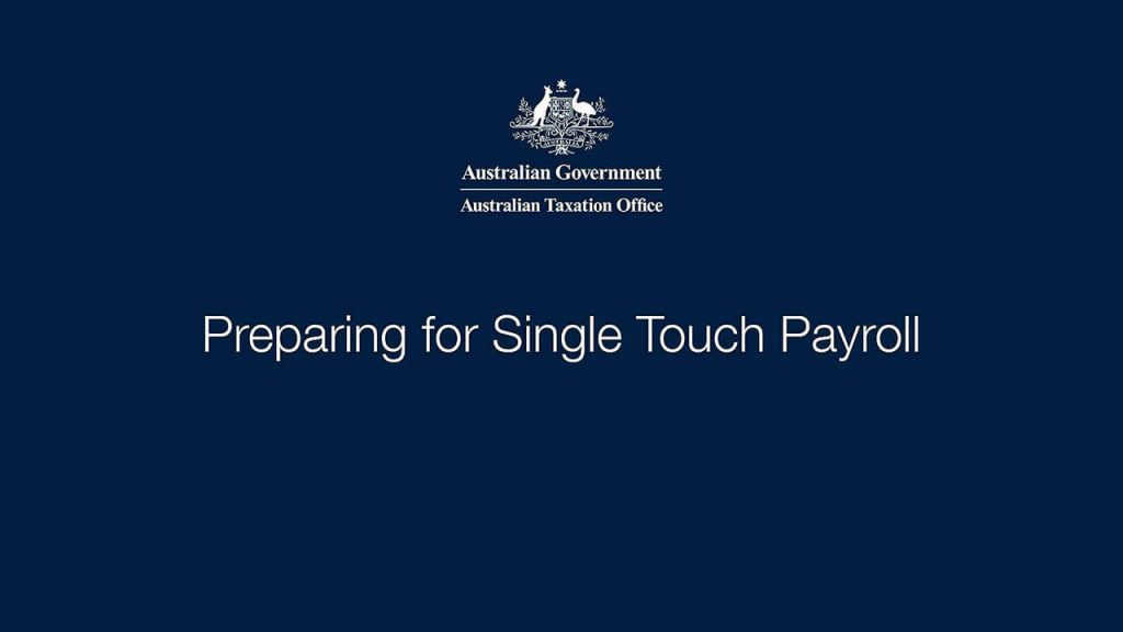 preparing for single touch payroll